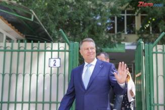 Iohannis, la deschiderea anului scolar: Ati vazut si voi, dragi copii, unii politicieni se tem de scoala!