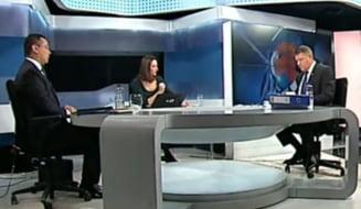 Iohannis, lui Ponta: I-a prostit Basescu pe romani cand v-a numit premier? Pe mine m-a refuzat