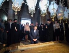 """Iohannis, mesaj de Paste: Sa fim alaturi de cei pentru care """"painea cea de toate zilele"""" nu e o metafora"""