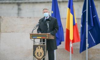 """Iohannis, mesaj de ziua comemorarii victimelor Holocaustului: """"Romania are partea sa de responsabilitate"""""""