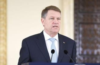 Iohannis, mesaj dur in Parlament pentru cei de la putere: Nu va bateti joc de Romania. Natiunea e in alerta
