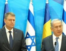 Iohannis, multumiri lui Netanyahu pentru ajutorul dat in tragedia de la #Colectiv