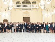 Iohannis, noilor magistrati: Sa nu uitati ca in fata dvs. se afla oameni care trebuie respectati