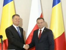 Iohannis, pozitie comuna cu presedintele polonez pentru negocierile post-Brexit