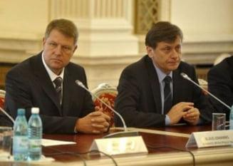 Iohannis, presedinte al PNL? Antonescu: Sefia PNL nu se preia, se castiga