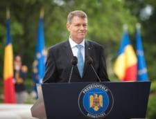 Iohannis, prima reactie de nemultumire fata de rezultatele PNL in alegeri