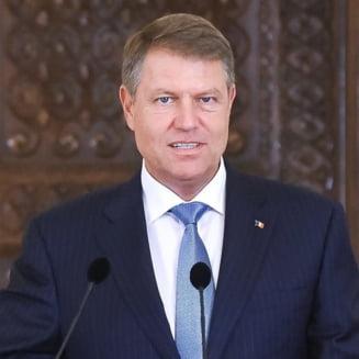 Iohannis, tema pentru parlamentari: Intrebati-va cum va arata Romania peste 5-10 ani cu legile pe care le adoptati acum