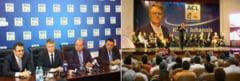 "Iohannis a ""oficiat"" si fuziunea galateana dintre PNL si PDL Recomandat"