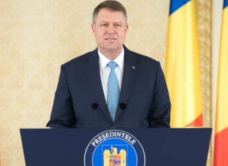 Iohannis a anuntat ca CSAT a avizat favorabil ordonanta privind interceptarile