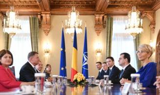 Iohannis a anuntat noi consultari cu partidele. Nu se stie insa, oficial, nici cand si nici cu cine