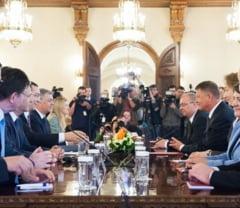 Iohannis a chemat partidele la raport, la Cotroceni: Divergente pe votul in diaspora