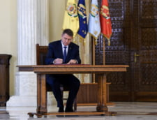 Iohannis a chemat partidele luni seara la Cotroceni
