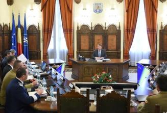 Iohannis a convocat azi CSAT pentru a discuta despre Moldova si militarii trimisi pe front