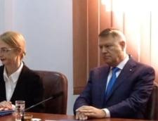 Iohannis a criticat CSM in sedinta in care e aleasa noua conducere si i-a raspuns unei apropiate a Liei Savonea: Perioada de intrare cu bocancii in justitie s-a terminat