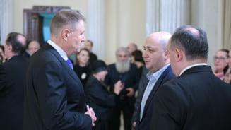 Iohannis a decorat un deputat care a votat modificarile la Codul Penal si a mers cu Dragnea si Dancila in Israel