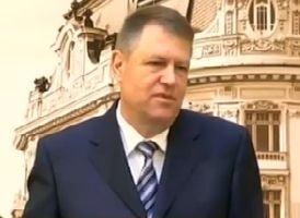 Iohannis a demisionat si din functia publica vizata de procesul cu ANI