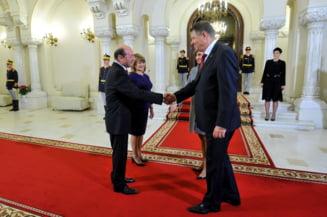 Iohannis a depus juramantul - ce scrie presa externa