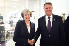 Iohannis a discutat cu premierul britanic despre romanii din UK - ce asigurari a primit presedintele
