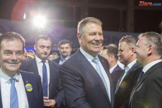 Iohannis a evitat sa spuna daca l-ar numi tot pe Orban premier dupa anticipate