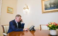 Iohannis a facut consultari la telefon. Audierile si votul ar putea avea loc sambata. Se va intra in grupuri de 10, cu masti si manusi in Parlament