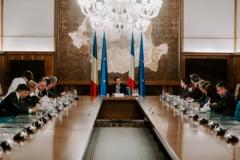 Iohannis a facut turul ministerelor de forta si a atacat PSD din toate pozitiile. Ce le-a cerut noilor ministri