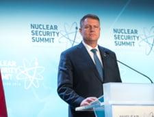 Iohannis a laudat Romania la Summitul Securitatii Nucleare: Avem realizari ce trebuie recunoscute si de care sa fim mandri