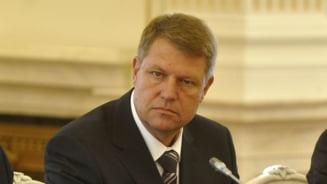 Iohannis a primit derogare - poate candida pentru o functie in PNL (Video)