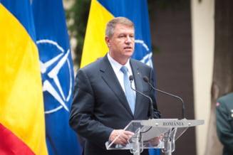 Iohannis a promulgat Legea privind stationarea si tranzitul trupelor straine pe teritoriul Romaniei
