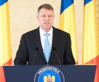 Iohannis a promulgat legea darii in plata si a semnat decretul de numire a noului procuror general