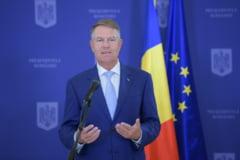 Iohannis a promulgat legea prin care anumite categorii de persoane vor primi 30 de masti gratuite lunar