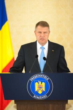 Iohannis a semnat decretele de numire a mai multor ambasadori, nu si a lui George Maior