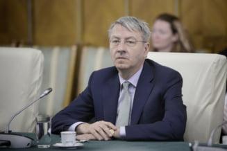 Iohannis a semnat decretul numirii lui George Ciamba ca ministru al Afacerilor Europene