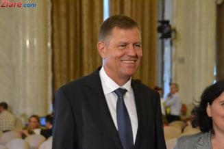 Iohannis a semnat revocarea Ecaterinei Andronescu de la Educatie si numirea lui Breaz ca interimar