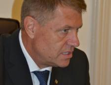 Iohannis a sesizat CCR asupra Legii care prevede prescrierea la 3 ani a conflictului de interese