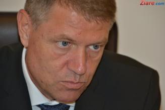 Iohannis a sesizat CCR asupra Legii privind Statutul alesilor locali