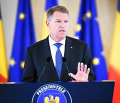 Iohannis a terminat consultarile si face sigur referendum. Presedintele acuza incercarea jalnica a PSD de a se folosi de fostii detinuti politic