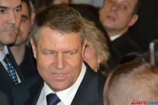 Iohannis a vorbit cu procurorul general sa rezolve rapid cazul Ghita-Kovesi: Nu cred ca trebuie sa vorbim de demisie