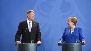 Iohannis a vorbit la telefon cu Merkel despre bugetul UE: Romania a sustinut mereu conditionarea fondurilor europene de respectarea statului de drept