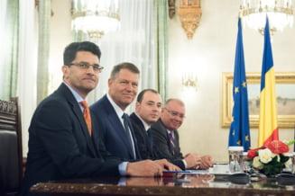 Iohannis anunta azi premierul: Cine il sustine pe presedinte si cine i se va opune dupa consultari
