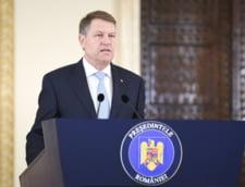Iohannis anunta ca promulga legea de respingere a OUG 13 si de adoptare a OUG 14