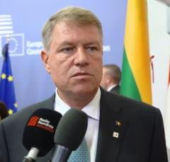 Iohannis anunta de la Bruxelles ca Ziua Europei va fi sarbatorita in 2019 cu un Summit la Sibiu
