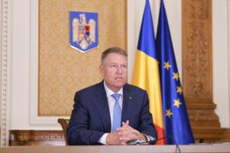 Iohannis anunta o rectificare bugetara extraordinara: E nevoie de bani pentru Sanatate si pentru somaj tehnic