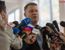 Iohannis are azi o intalnire informala cu liderii PNL
