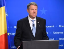 Iohannis ataca Puterea: Singura tara care se opune aderarii noastre la Schengen e Romania