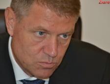 Iohannis ataca la CCR modificarile la Codul Penal si legea pentru prevenirea faptelor de coruptie