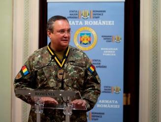 Iohannis castiga procesul cu MApN: Generalul Ciuca se intoarce la sefia Armatei
