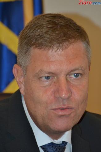 Iohannis cere demisia lui Ponta: Corlatean a fost demisionat si Melescanu a fost bagat in schema