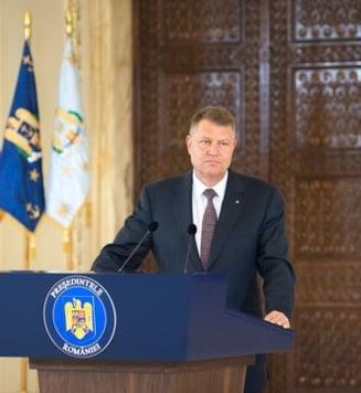 Iohannis cere explicatii si masuri din partea Guvernului dupa furtuna violenta din vestul tarii