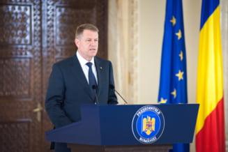 Iohannis cere reexaminarea legii finantarii partidelor si campaniilor: Nu se respecta transparenta