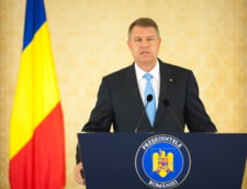 Iohannis cere sa vorbeasca in Parlament (Video)